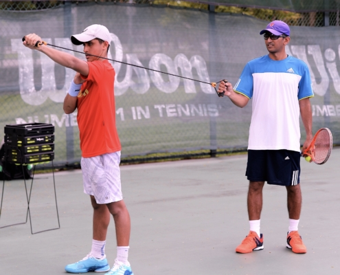 Tennis Classes for Adults | Professional Tennis Training Coaches